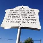 Site Of First Silicon Device And Research Manufacturing Company In Silicon Valley