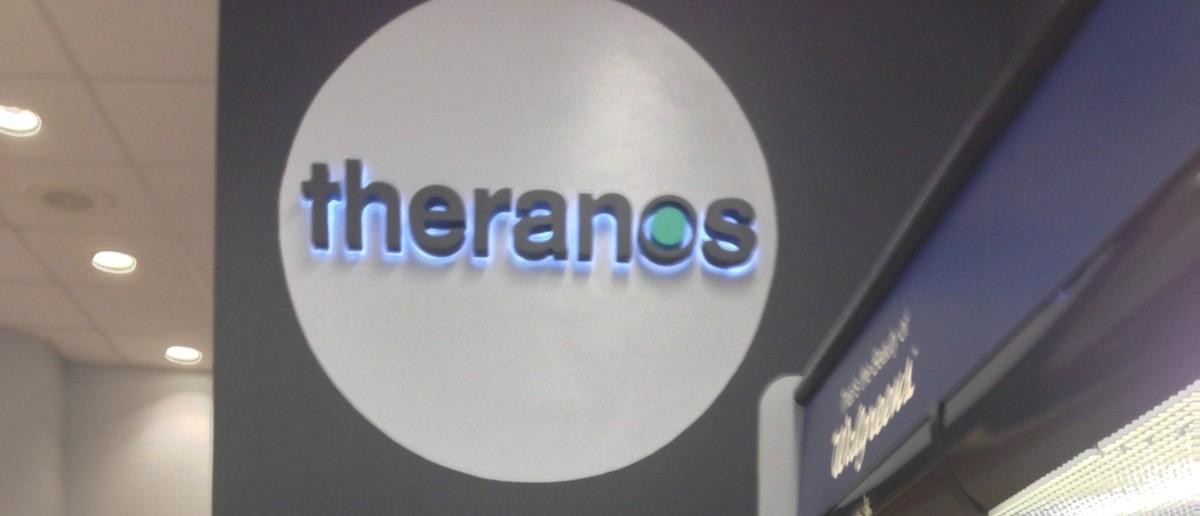 theranos walgreens