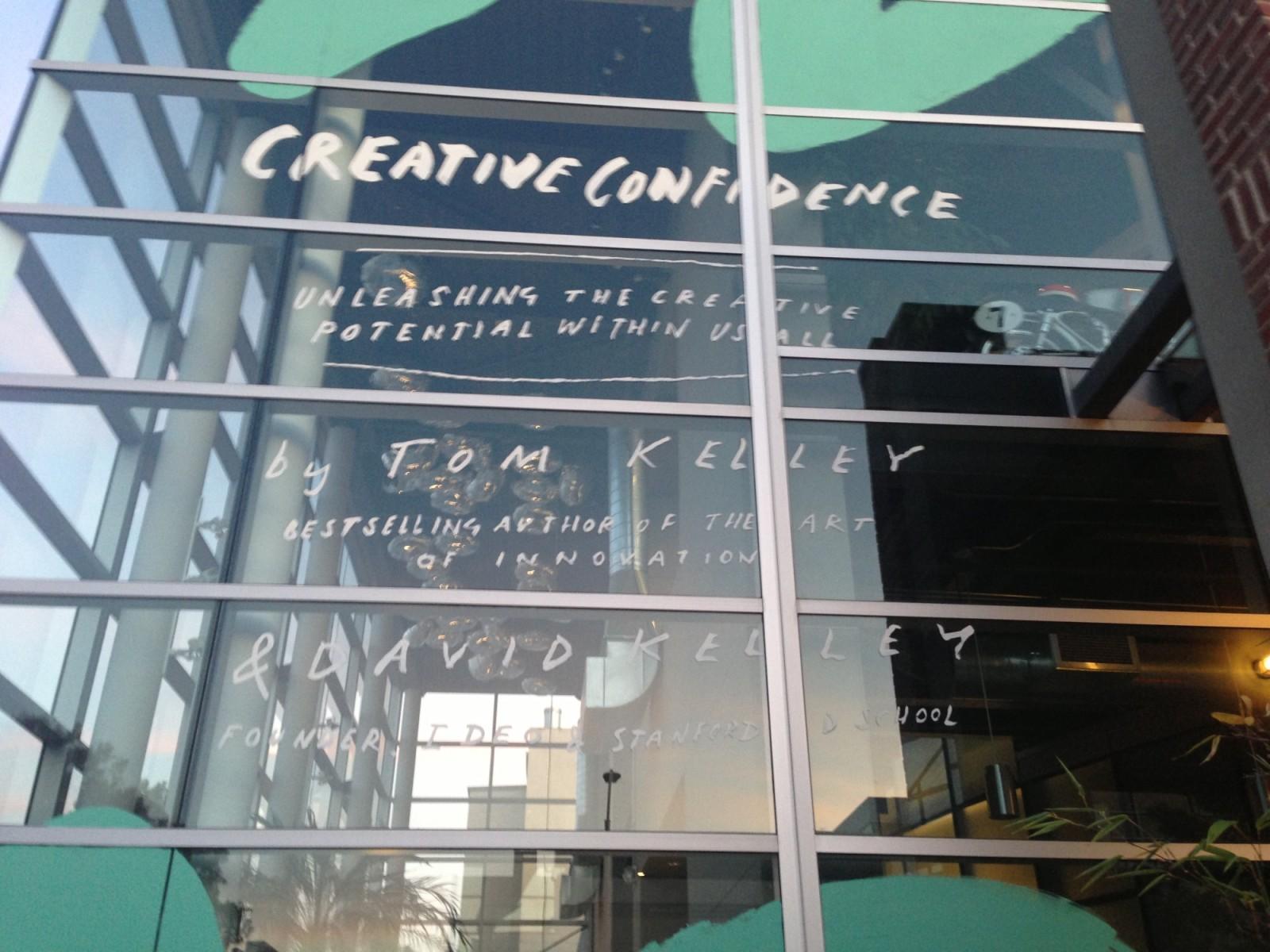 Creative Confidence, IDEO