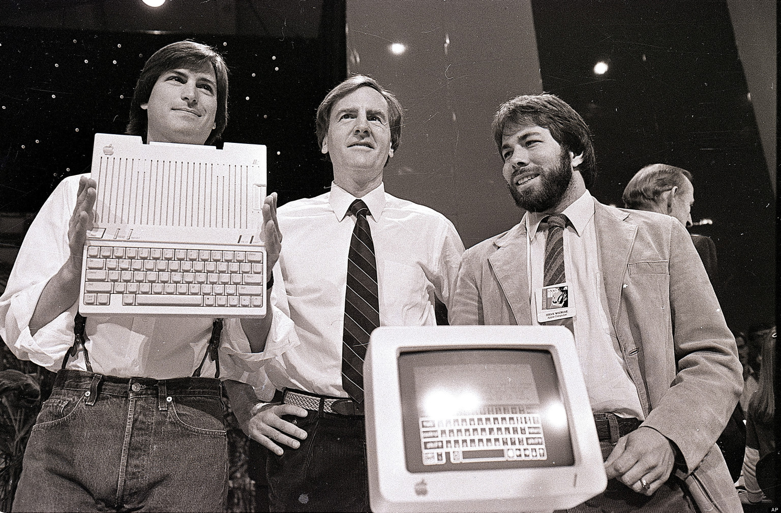 23andme john sculley apple