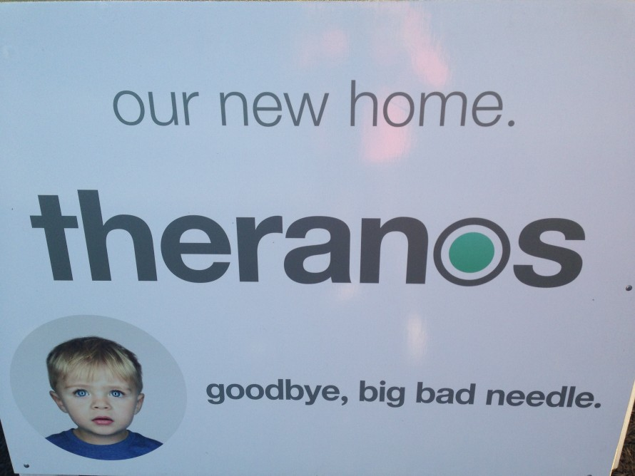 theranos and silicon valley story