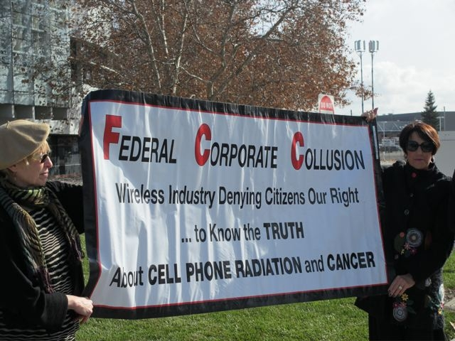 thesiliconvalleystorycom looks at cell phone dangers